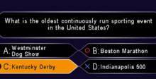 Who Wants To Be A Millionaire Playstation Screenshot