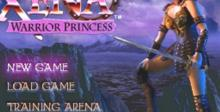 Xena Warrior Princess Playstation Screenshot