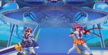 Arcana Heart Playstation 2 Screenshot