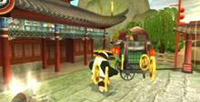 Dreamworks Kung Fu Panda Playstation 2 Screenshot