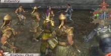 Dynasty Warriors 4 Playstation 2 Screenshot