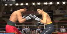 Fight Night: Round 3 Playstation 2 Screenshot