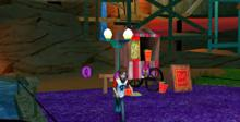 Goosebumps HorrorLand Playstation 2 Screenshot