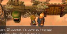 Innocent Life: A Futuristic Harvest Moon Special Edition Playstation 2 Screenshot