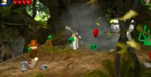 Lego Indiana Jones: The Original Adventures Playstation 2 Screenshot