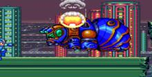 Mega Man X Collection Playstation 2 Screenshot
