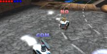 Micro Machines V4 Playstation 2 Screenshot