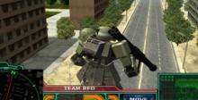 Mobile Suit Gundam: Zeonic Front Playstation 2 Screenshot