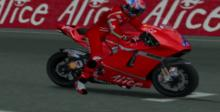 Moto GP Playstation 2 Screenshot