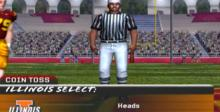 NCAA Football 08 Playstation 2 Screenshot