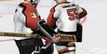 NHL 2001 Playstation 2 Screenshot