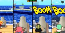 One Piece Pirates Carnival Playstation 2 Screenshot