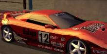 Ridge Racer 5 Playstation 2 Screenshot