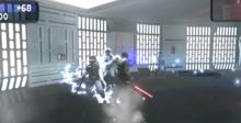 Star Wars: The Force Unleashed Playstation 2 Screenshot