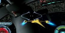 Starfighter Playstation 2 Screenshot
