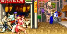 Street Fighter Anniversary Collection Playstation 2 Screenshot