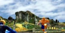 Street Fighter Ex3 Playstation 2 Screenshot