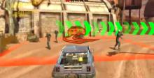 Stuntman Ignition Playstation 2 Screenshot