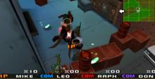 Teenage Mutant Ninja Turtles 3: Mutant Nightmare Playstation 2 Screenshot