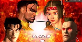 Tekken tag games