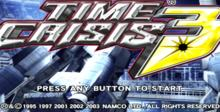 Time Crisis 3 Playstation 2 Screenshot