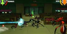 Ben 10 Omniverse Playstation 3 Screenshot