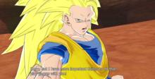 Dragon Ball Raging Blast Playstation 3 Screenshot