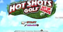 Hot Shots Golf: Out of Bounds Playstation 3 Screenshot