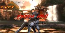 Mortal Kombat 9 Playstation 3 Screenshot