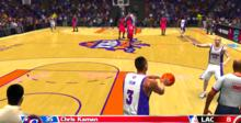 NBA 07 Playstation 3 Screenshot