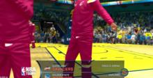 NBA 2K16 Playstation 3 Screenshot