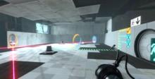 Portal 2 Playstation 3 Screenshot
