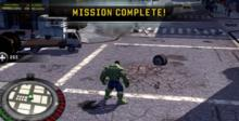 The Incredible Hulk Playstation 3 Screenshot