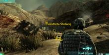 Tom Clancys Ghost Recon Advanced Warfighter 2 Playstation 3 Screenshot