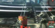 Vanquish Playstation 3 Screenshot