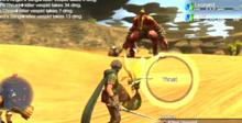 White Knight Chronicles Playstation 3 Screenshot