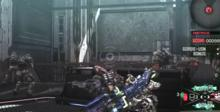 Vanquish Playstation 4 Screenshot