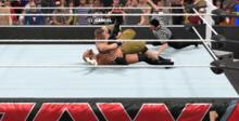 WWE 2K15 Playstation 4 Screenshot