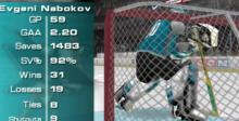Gretzky NHL 06 PSP Screenshot