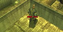 Metal Gear Solid: Portable Ops PSP Screenshot