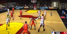 NBA 07 PSP Screenshot