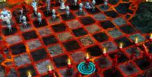 Online Chess Kingdoms PSP Screenshot