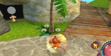 Supermonkey Ball Adventure PSP Screenshot