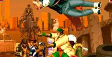 The King Of Fighters Collection The Orochi Saga PSP Screenshot