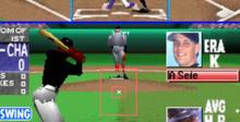 Bottom of the Ninth PSX Screenshot