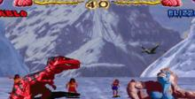 Primal Rage PSX Screenshot
