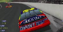 NASCAR 98 Saturn Screenshot
