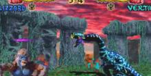 Primal Rage Saturn Screenshot