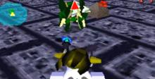 Robo Pit Saturn Screenshot