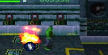 The Incredible Hulk Saturn Screenshot
